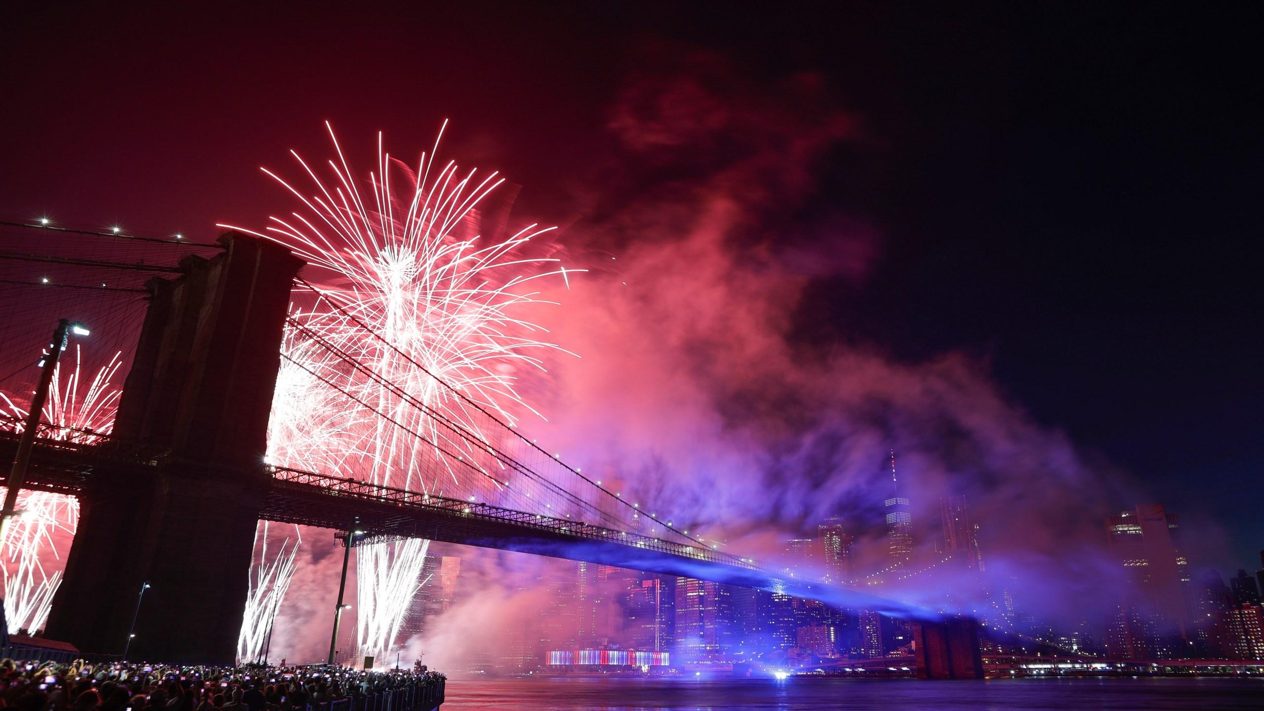 Retail union upset Macy's fireworks to go on despite furloughs