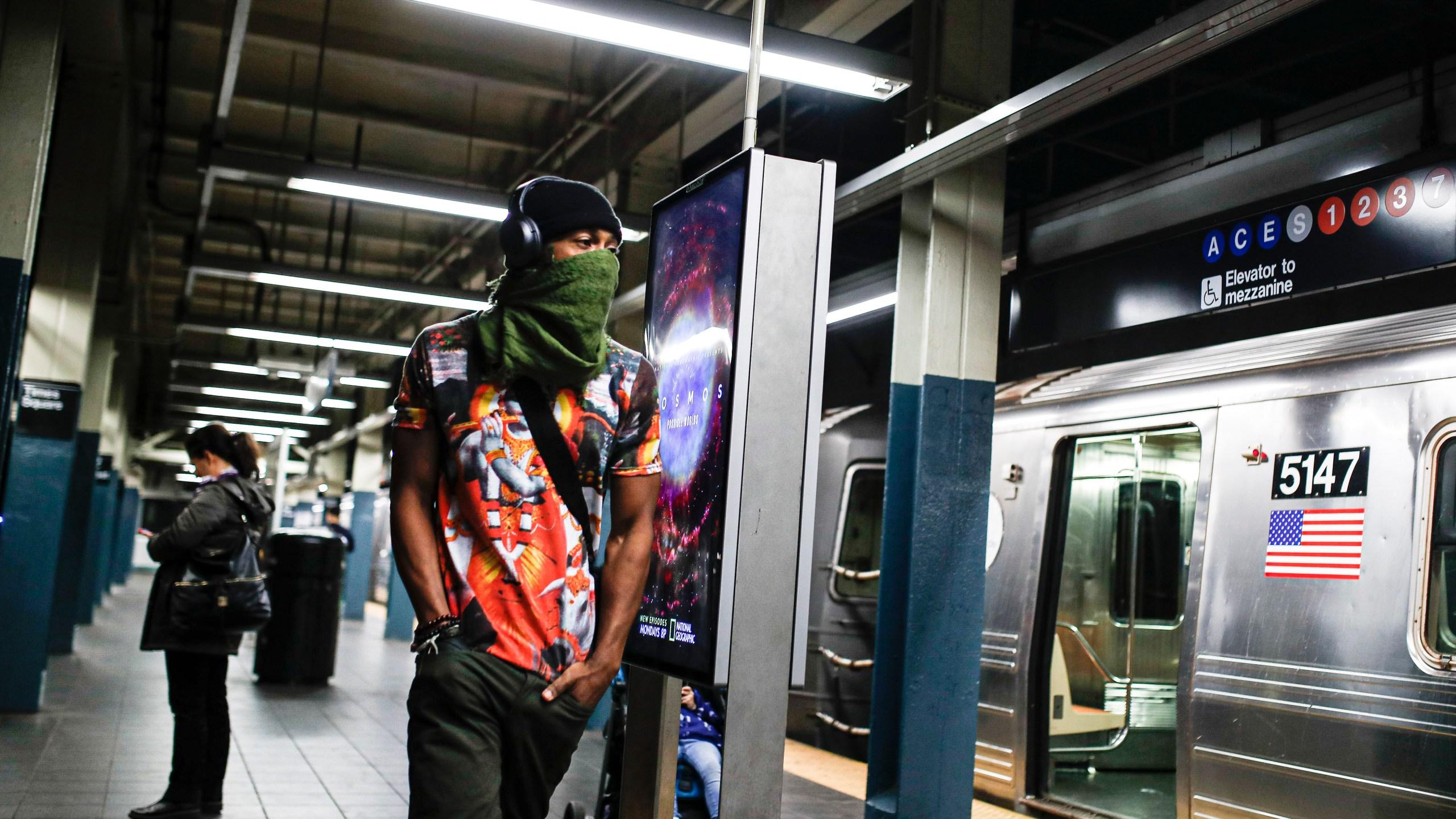 Virus Outbreak-LA vs NY