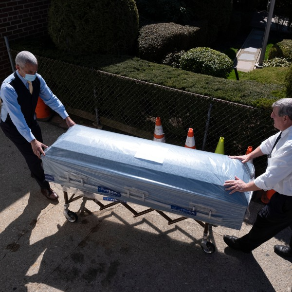 funeral home coronavirus