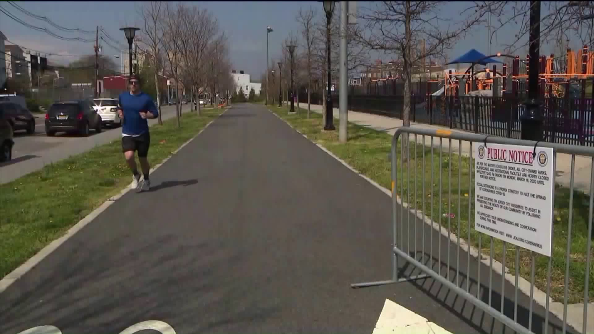 New Jersey park reopening