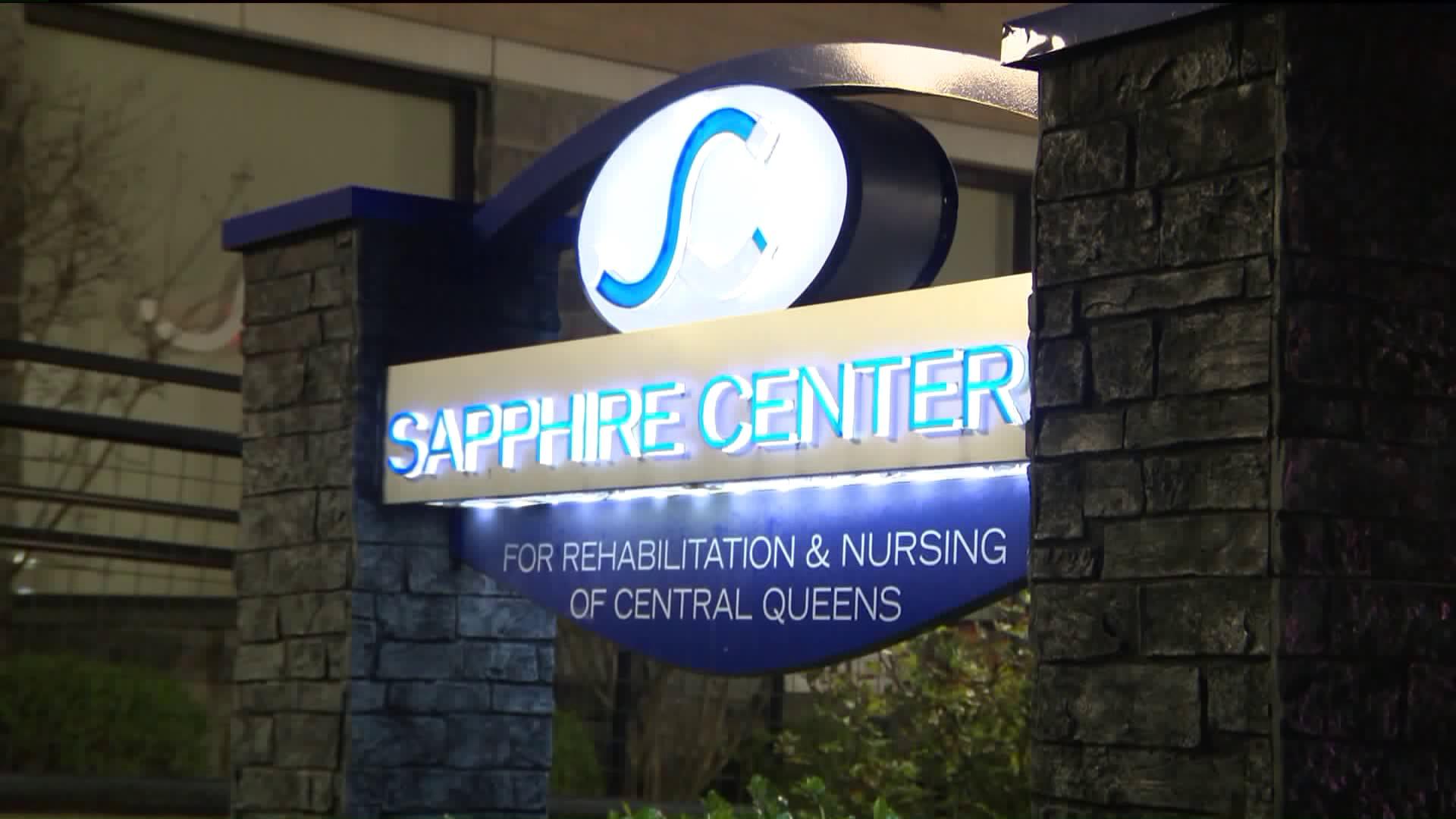Sapphire Center nursing home in Queens