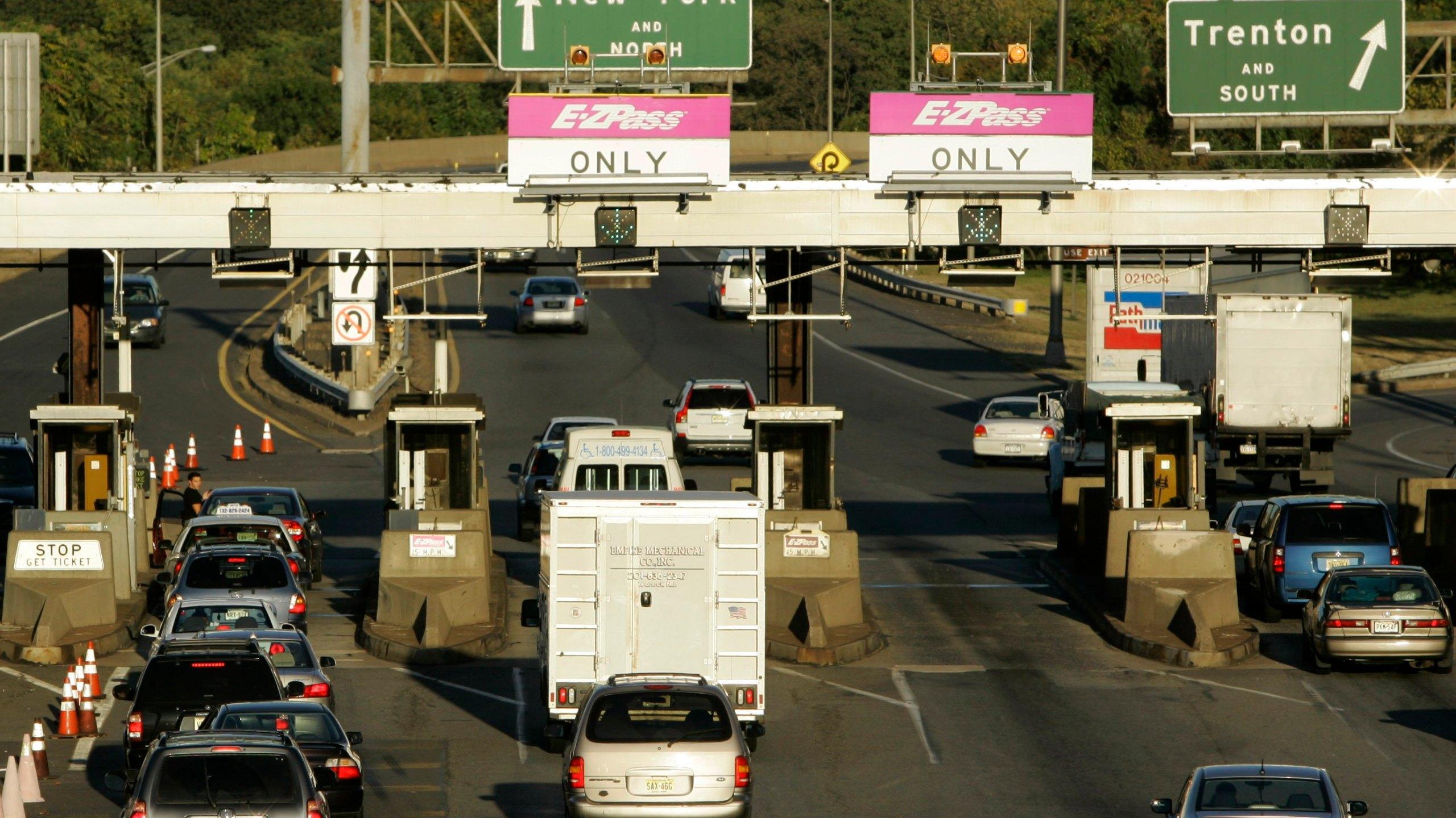 New Jersey toll hikes breakdown 2020