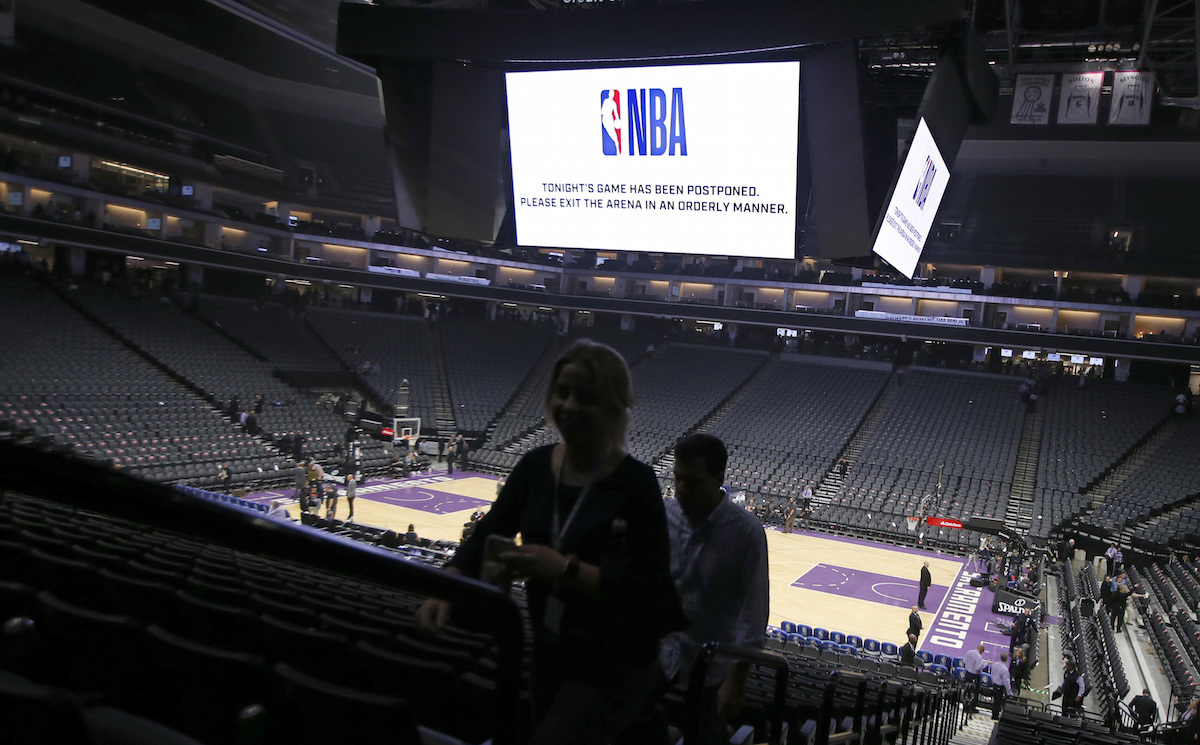 NBA says 16 players have COVID-19, announces plans for July 30 relaunch