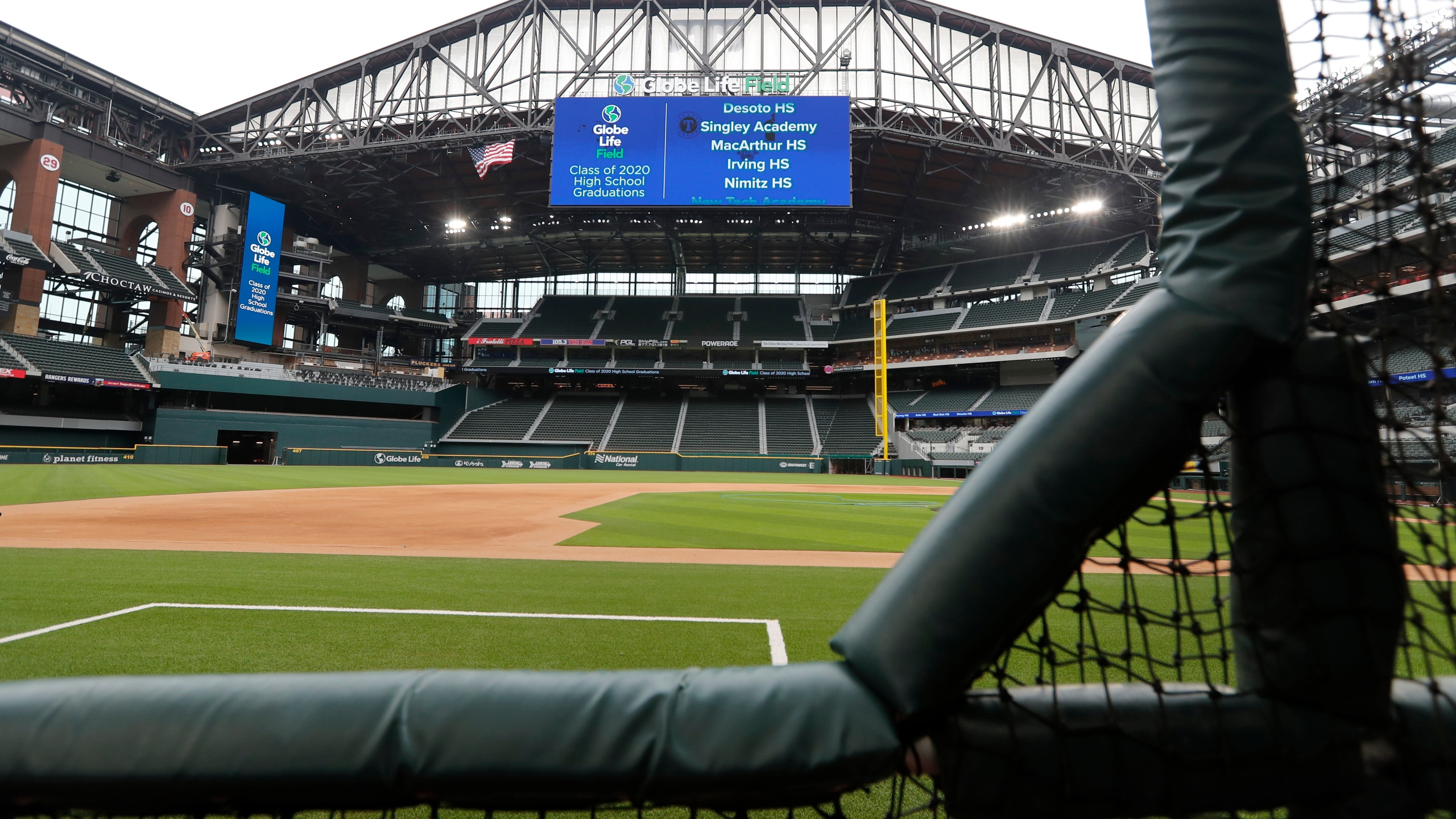 Baseball will be played in 2020, players to report to camp next week