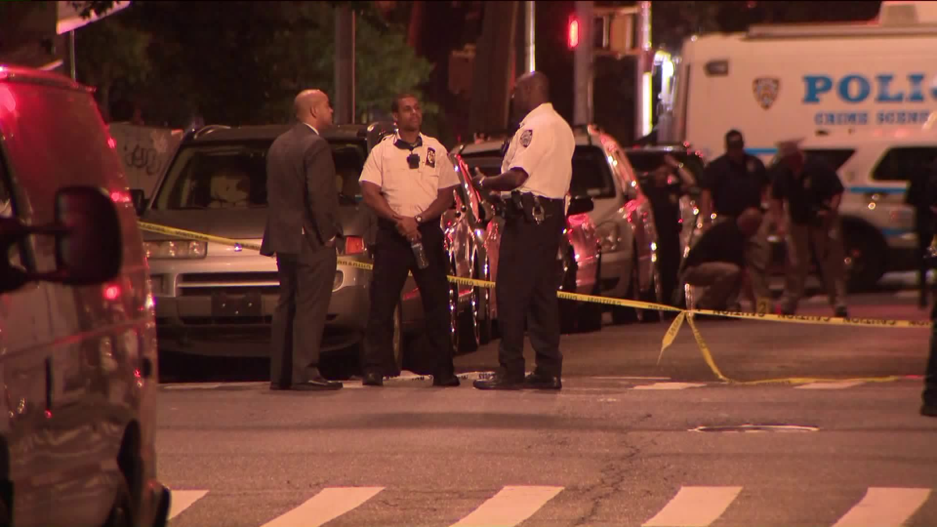 Off-duty police officer exchanges gunfire in the Bronx