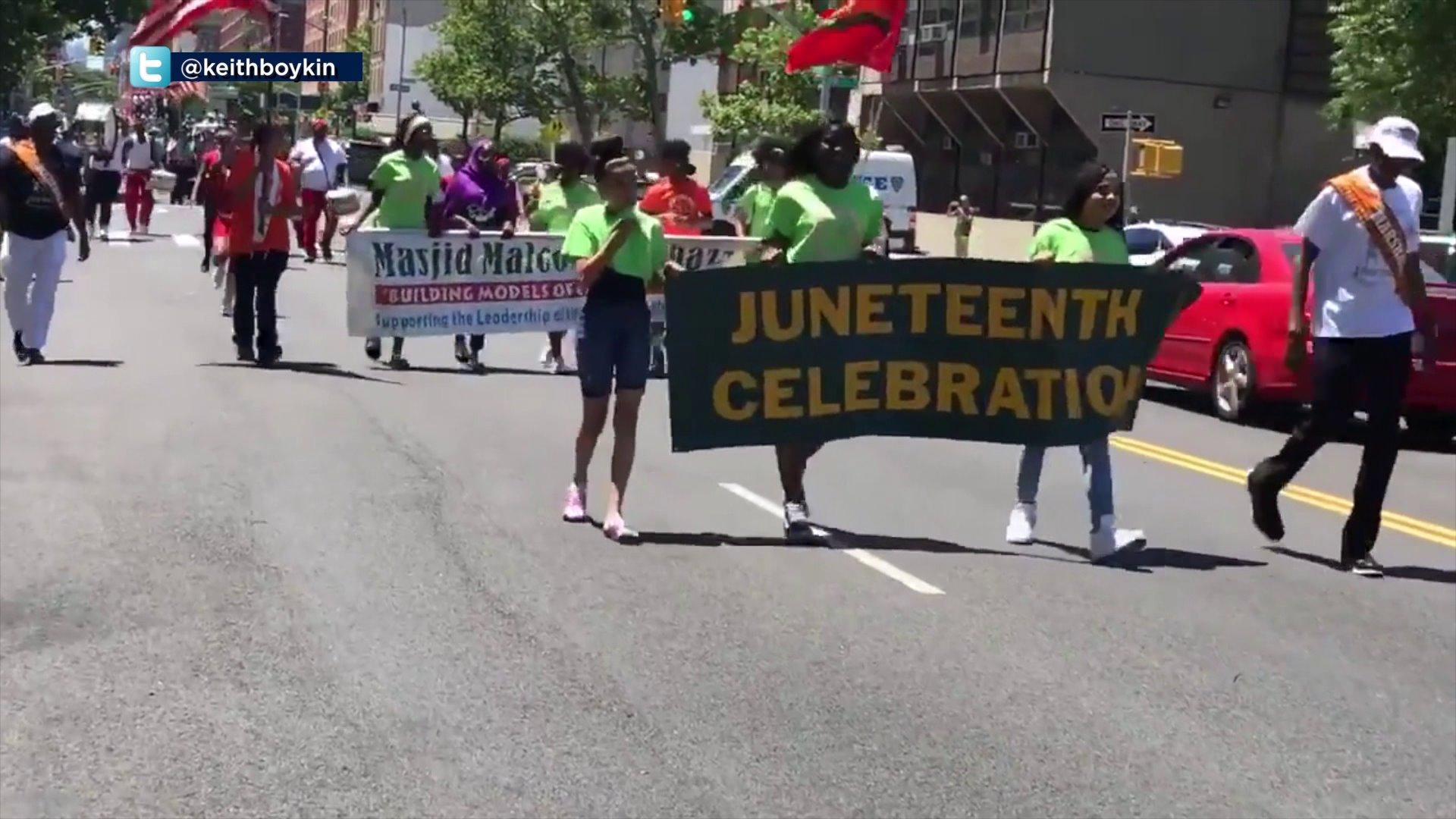 Juneteenth celebration