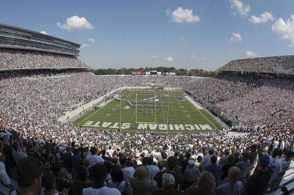 Michigan State student-athletes test positive for COVID-19