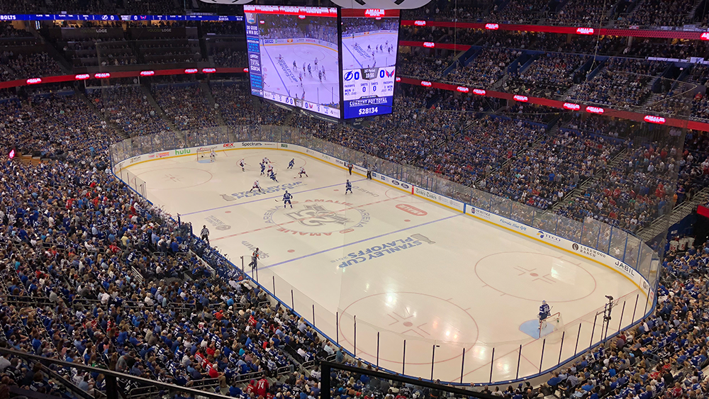 Tampa Bay Lightning close facility after several players test positive for COVID-19