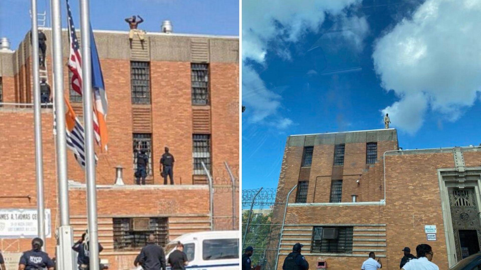 Rikers jail escape