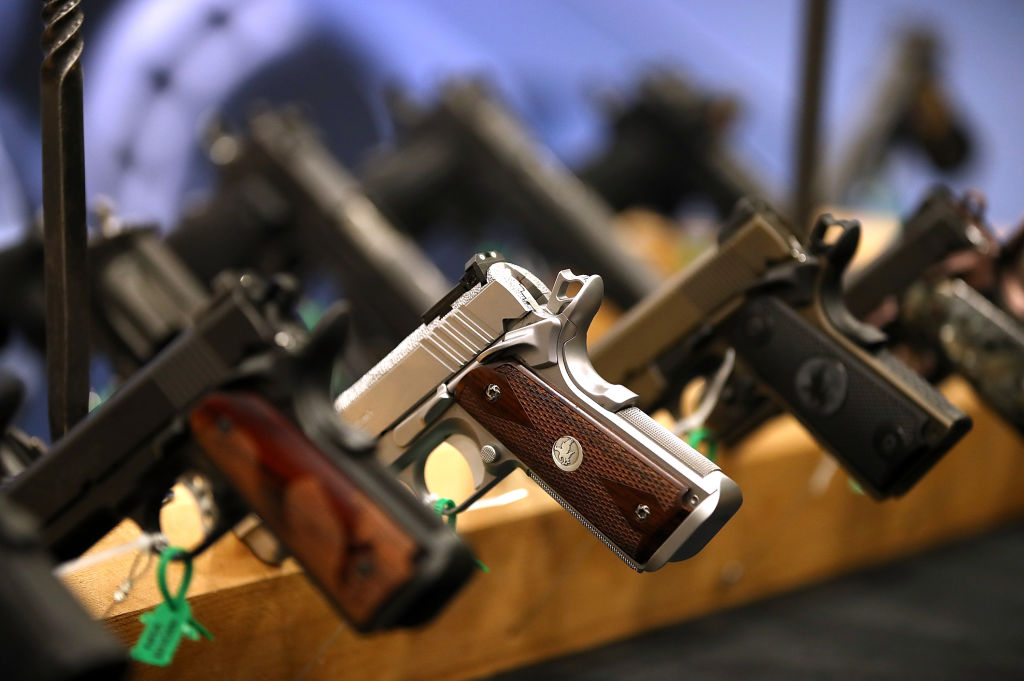 Sales of guns used for self-defense up across the country, experts explain why