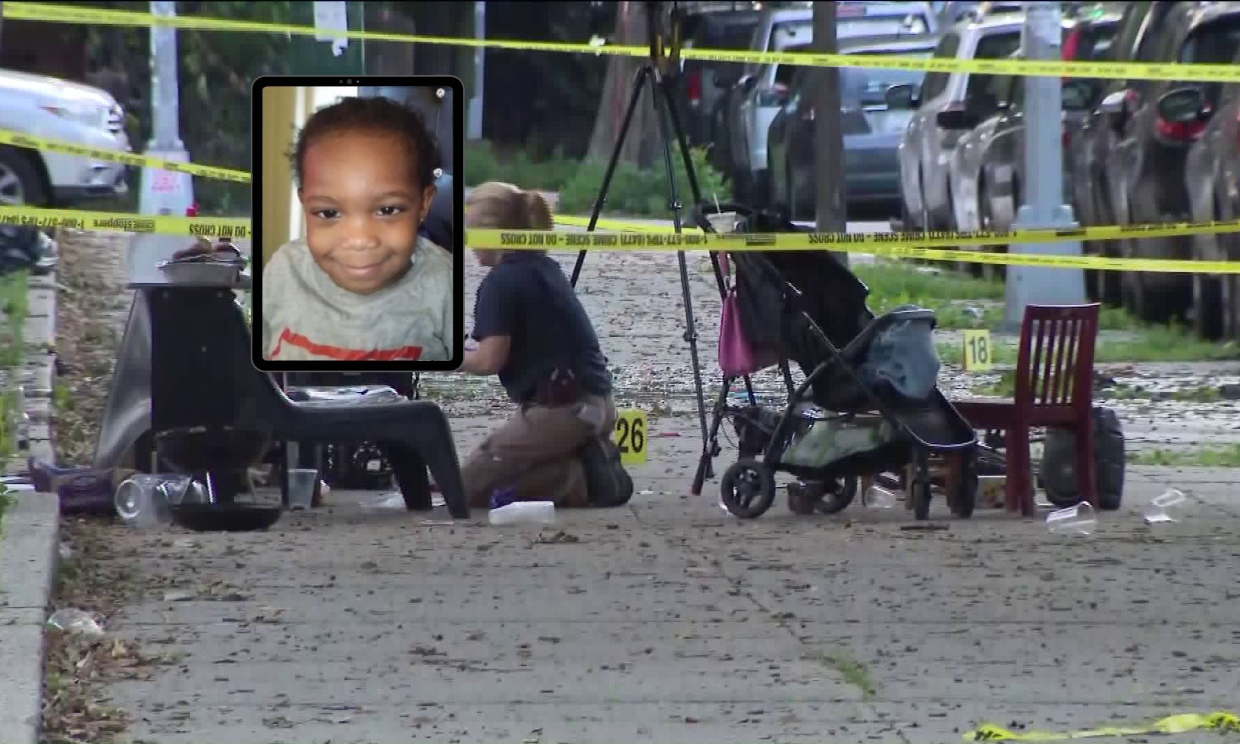 1-year-old boy shot and killed in brooklyn