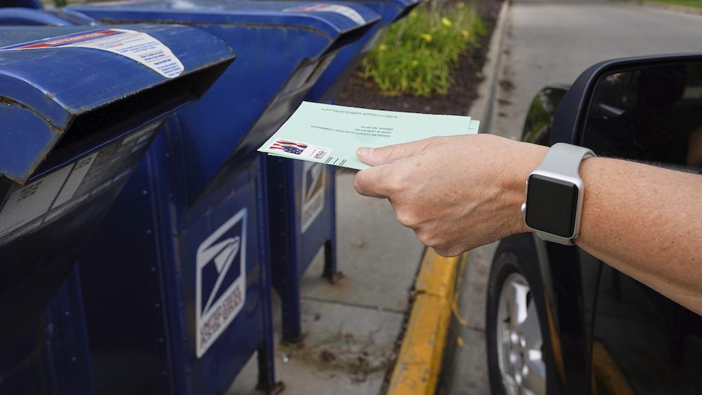 NAACP files lawsuit against Postmaster General Louis DeJoy, alleging voter disenfranchisement