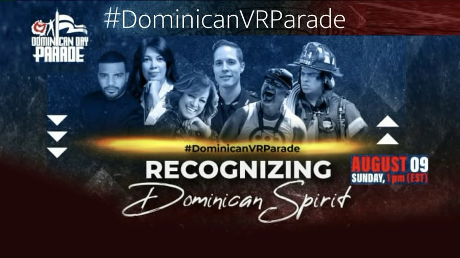 Dominican Day Parade goes virtual for 2020
