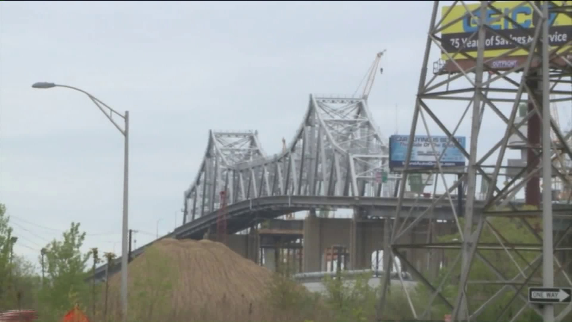 New Goethals Bridge eastbound span to open thisweekend