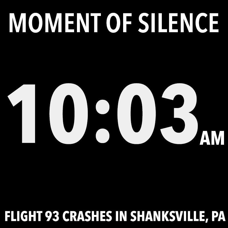 Photos: 6 moments of silence to remember9/11