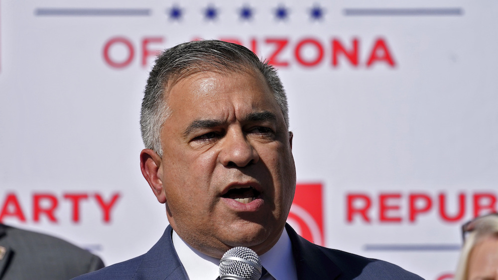 David Bossie: Trump campaign adviser who is leading legal challenge to election has COVID-19