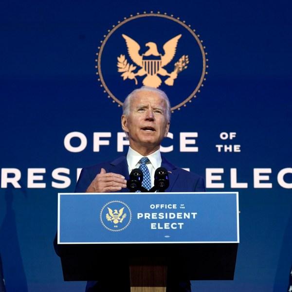 Biden begins work on stimulus plan with congressional Dems