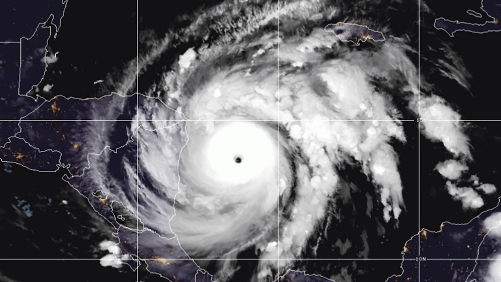 Central America — still recovering from Eta — faces new threat from powerful Hurricane Iota