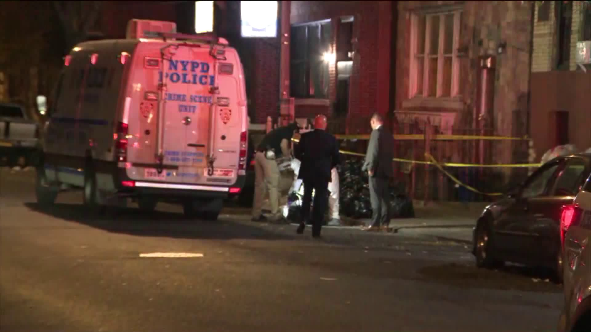 Two infant babies found dead in the Bronx