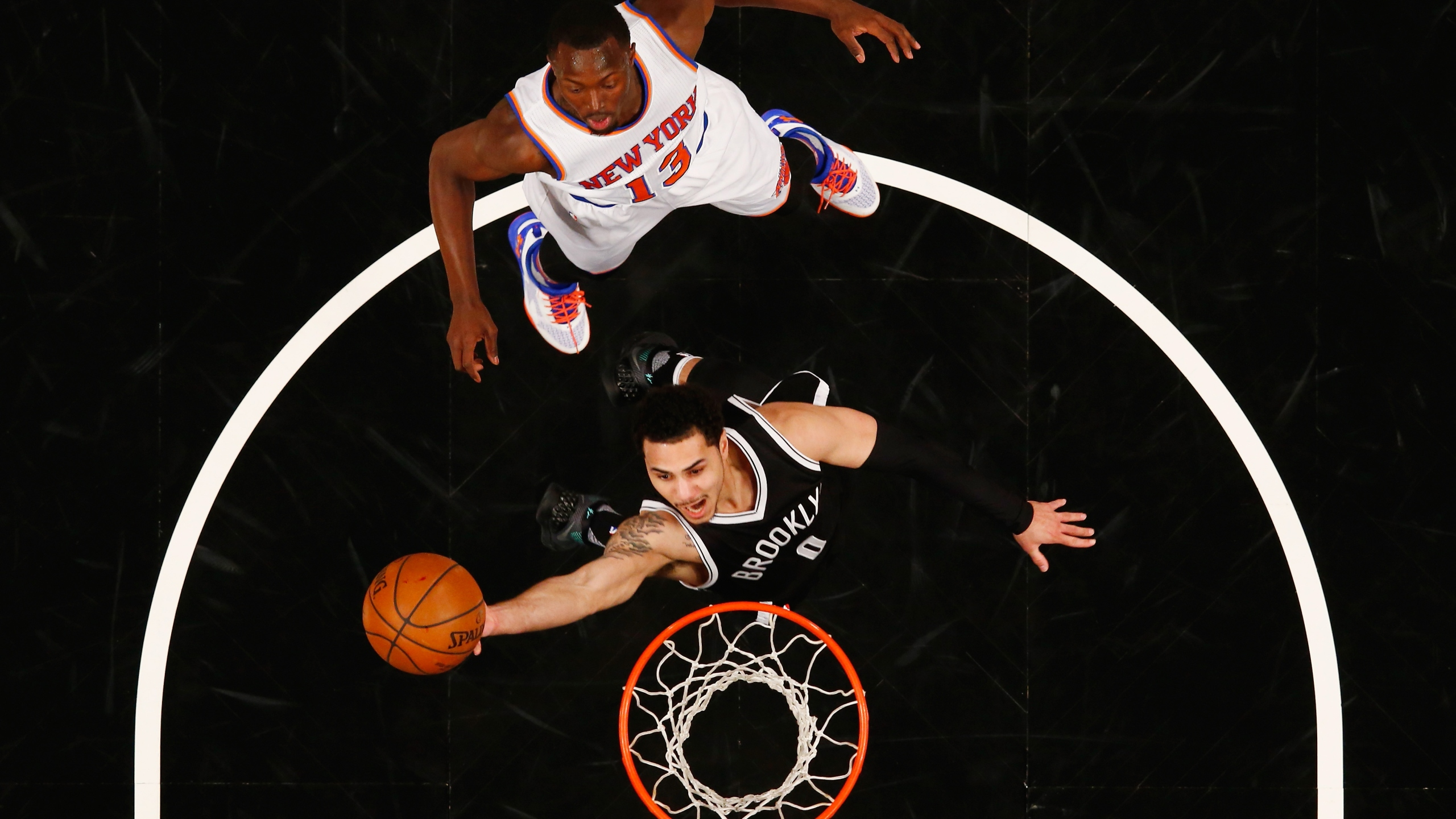 Nets beat Knicks 110-104 to end 10-game homeskid