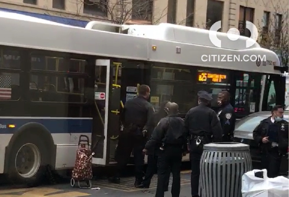 MTA bus shooting
