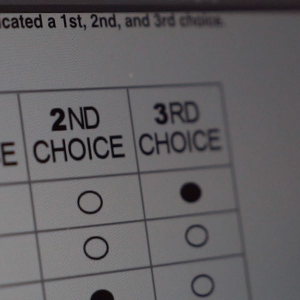 Maine is the first to use ranked-choice voting statewide – what that means for Election Day