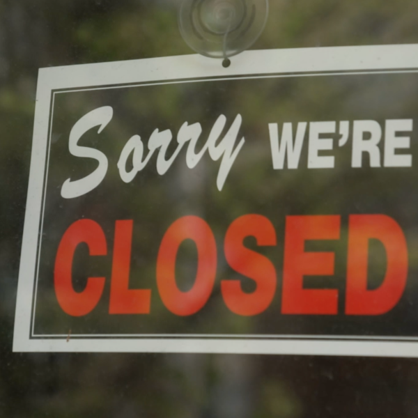 Restaurant industry worries of job loss, closures amid second round of shutdowns