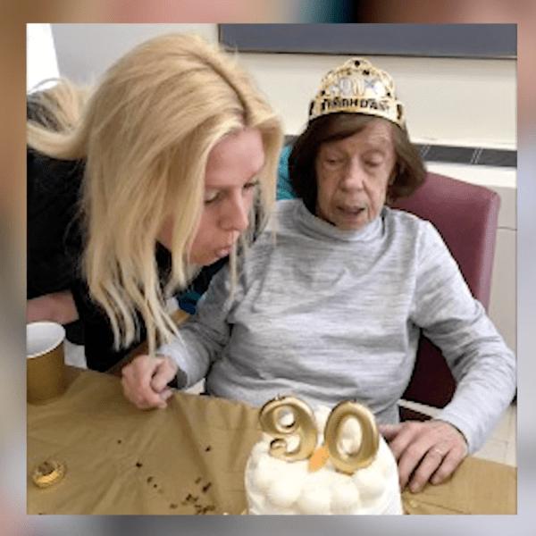 Family members getting jobs in nursing homes to see loved ones