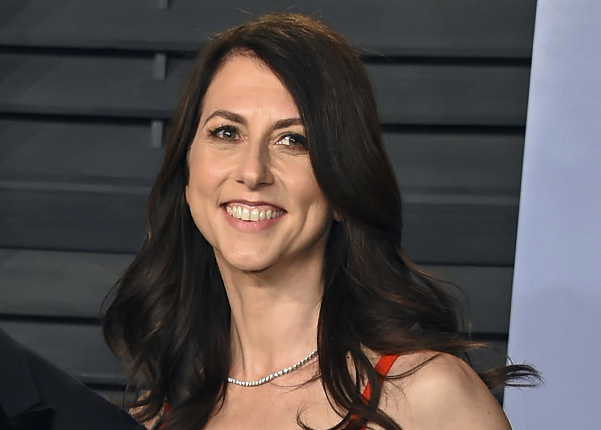 MacKenzie Scott, ex-wife of Amazon founder