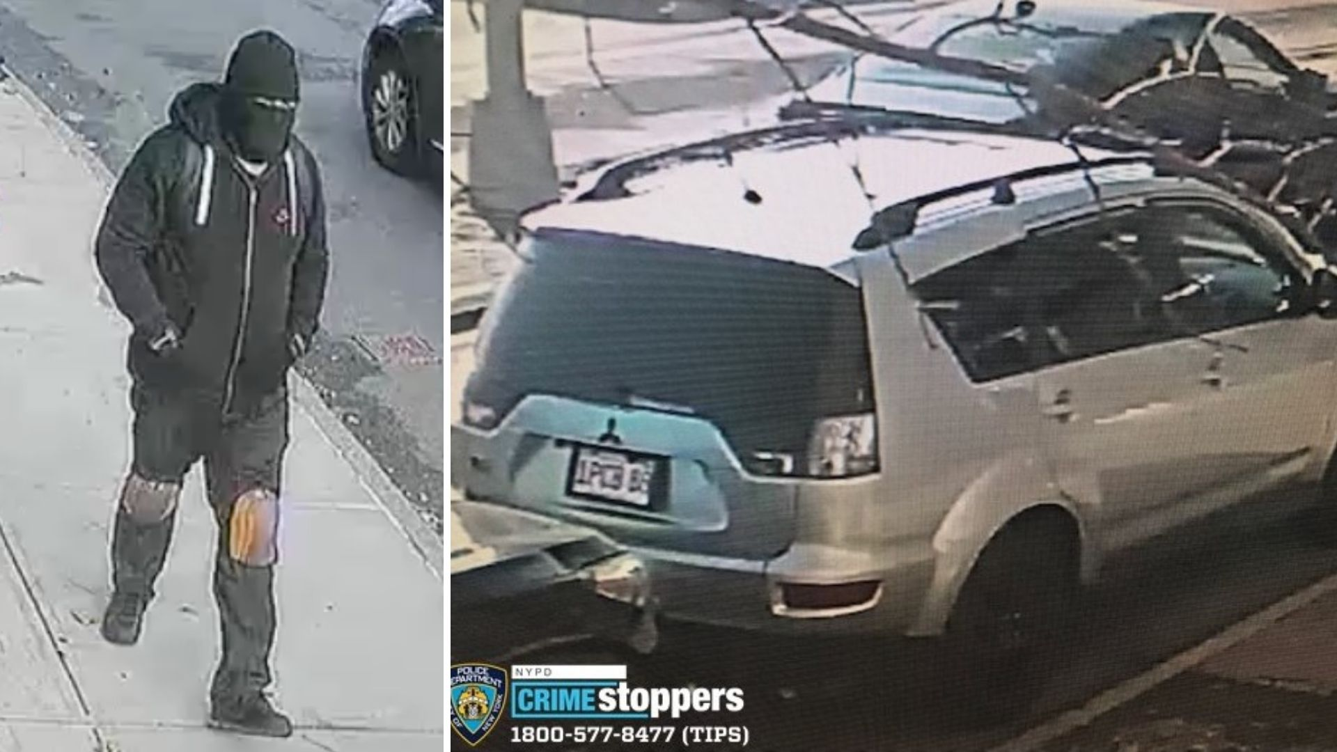 Brooklyn home invasion, sexual assault suspect