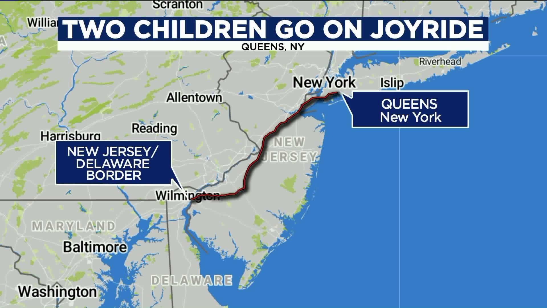 12-year-old joy ride queens delaware