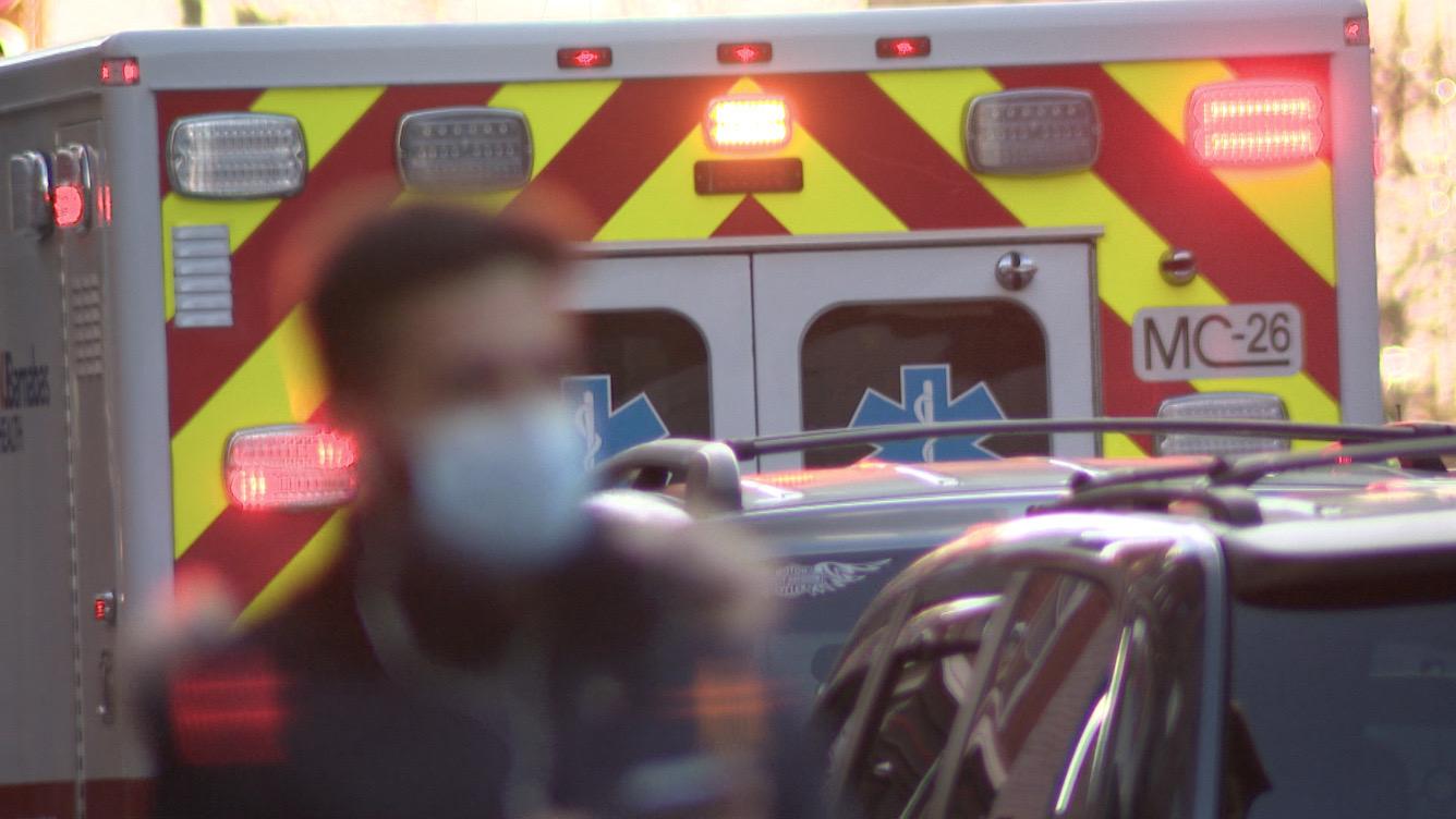EMS ambulance breaking news filephoto