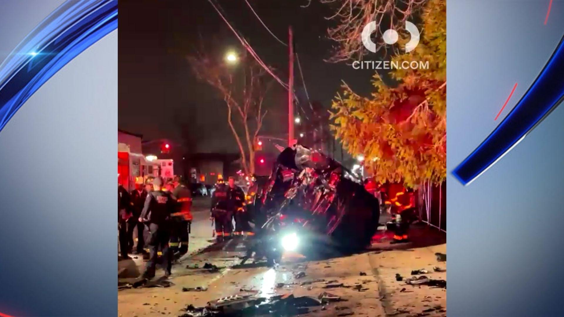 Queens Crash