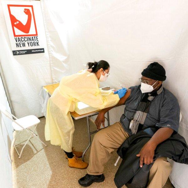 coronavirus vaccine new york