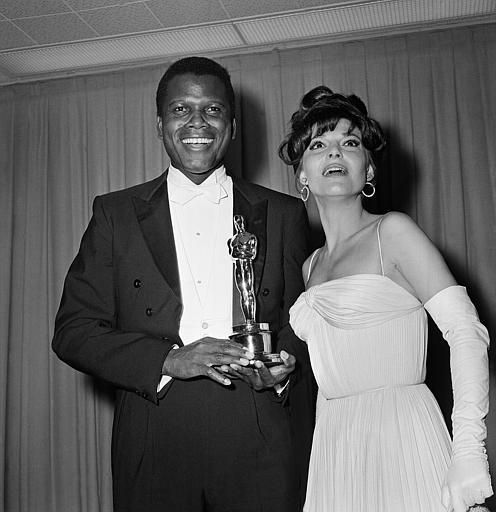 Sidney Poitier    Academy Award