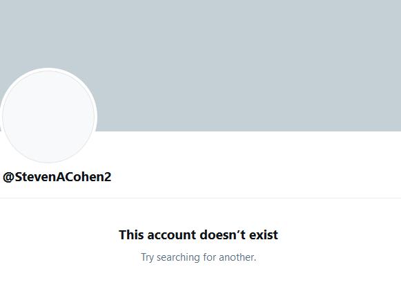 Cohen leaves Twitter