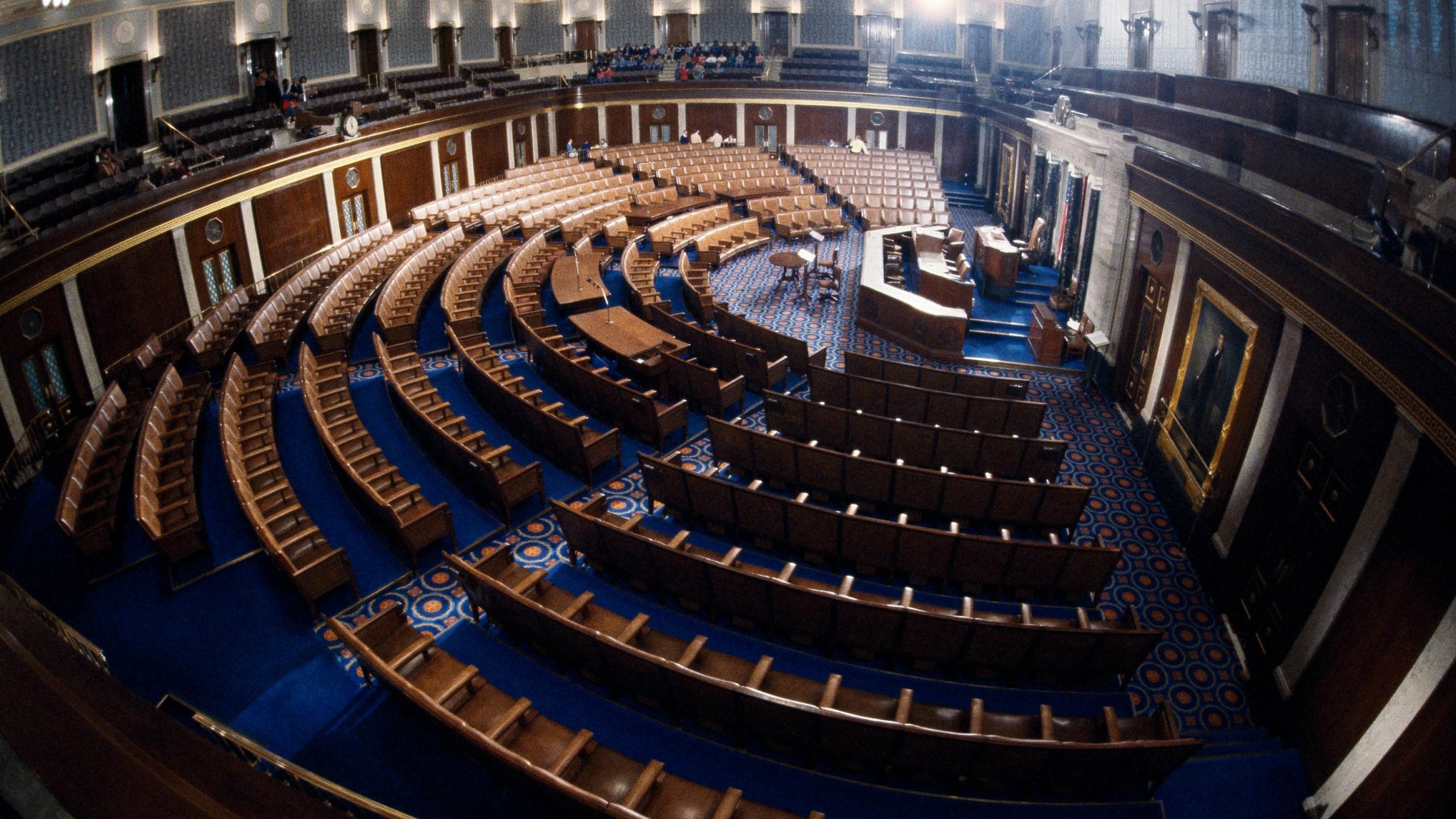 U.S. House of Representatives congress