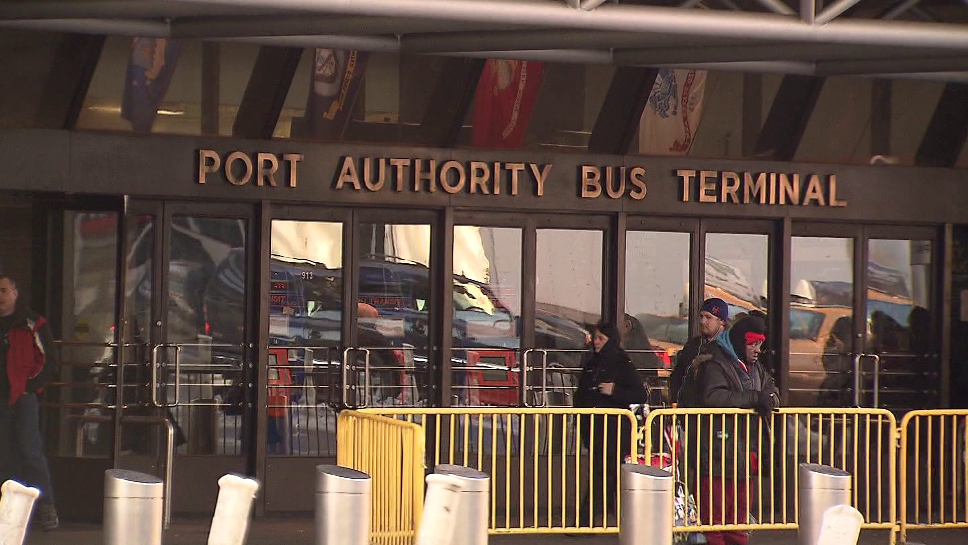 Port Authority Bus Terminal to get makeover