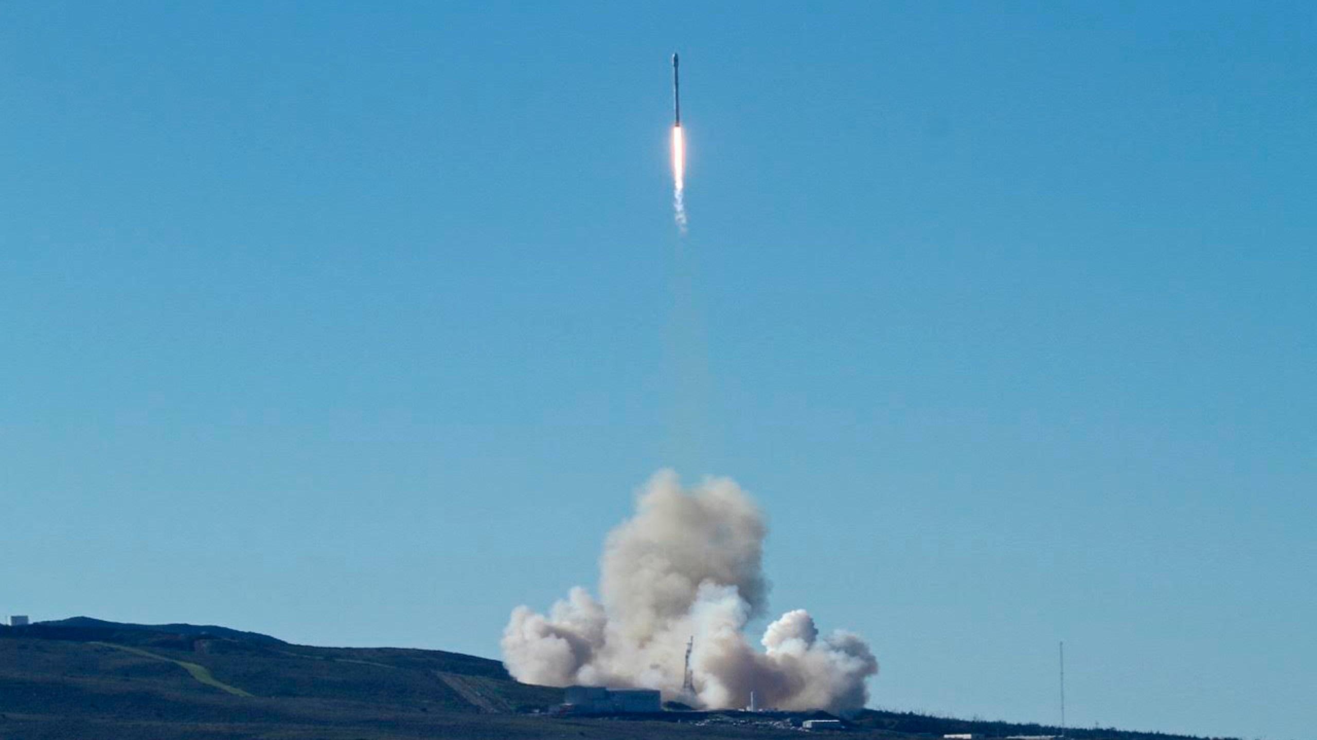 Space-X Falcon 9