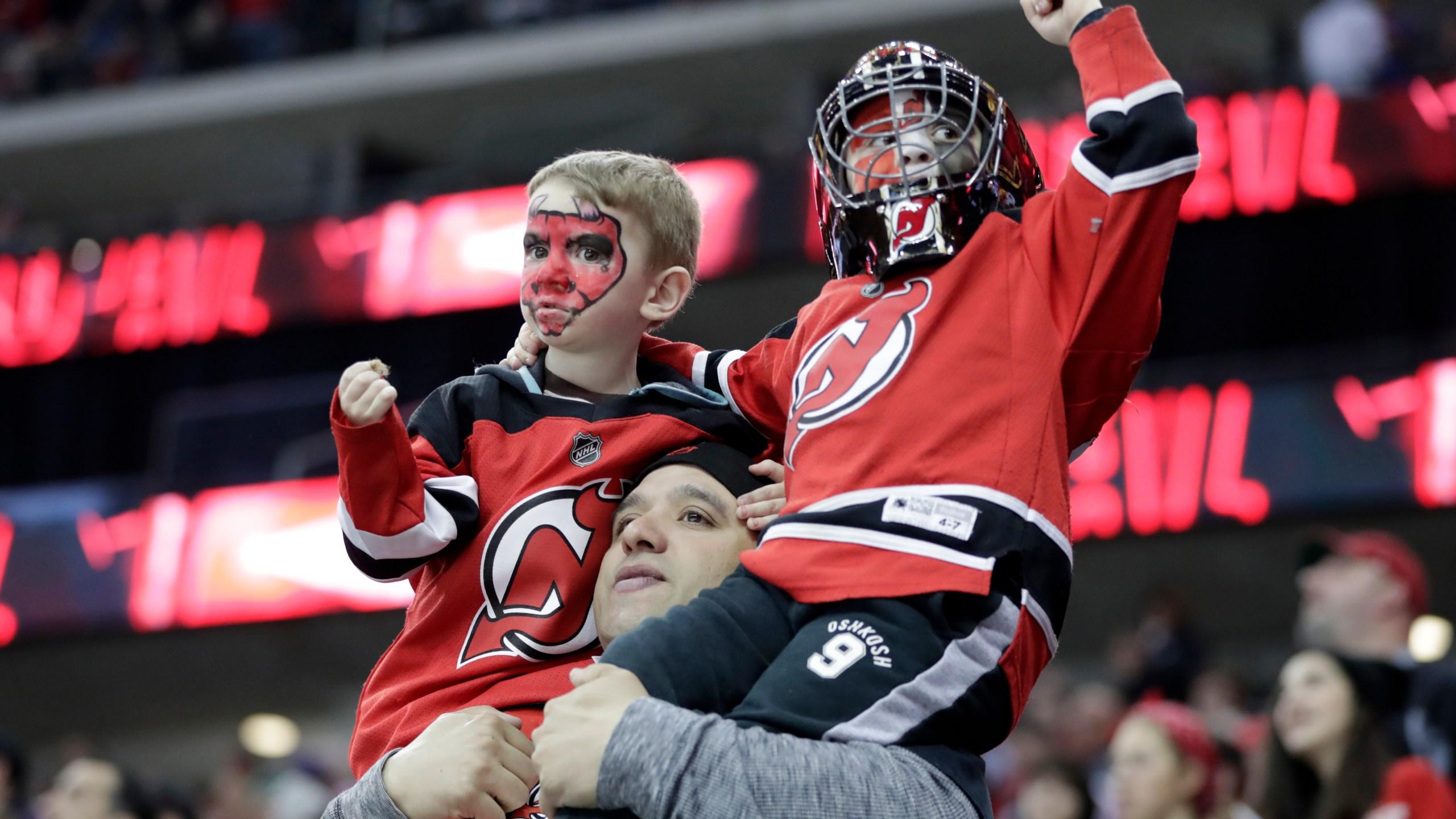 Lightning Devils Hockey