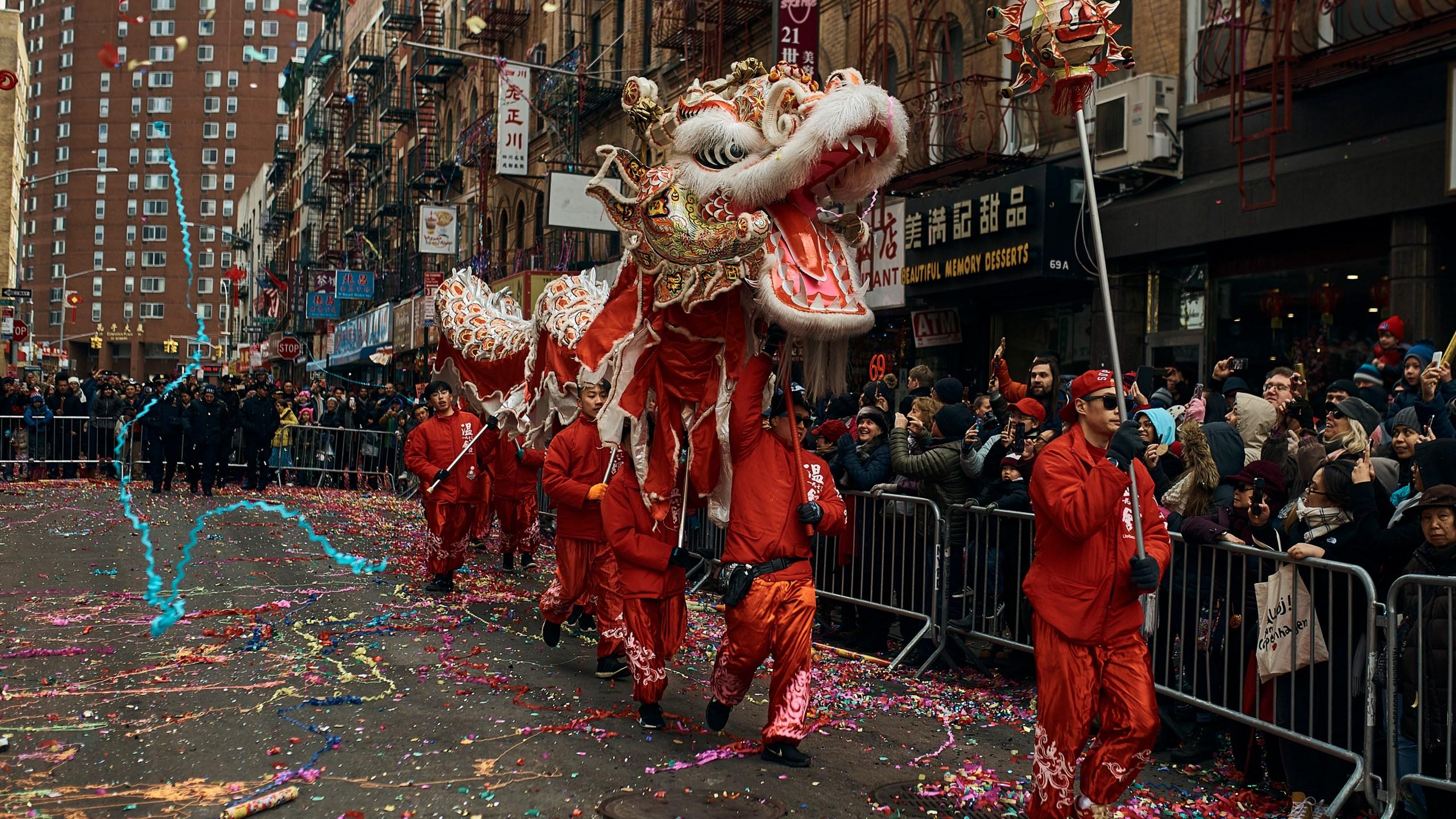 Chinatown Lunar New Year