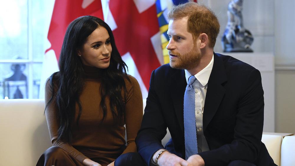 Prince Harry Duchess Meghan Markle