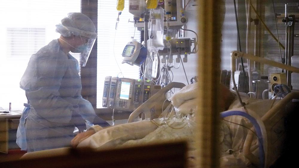 COVID-19 coronavirus hospital nurse