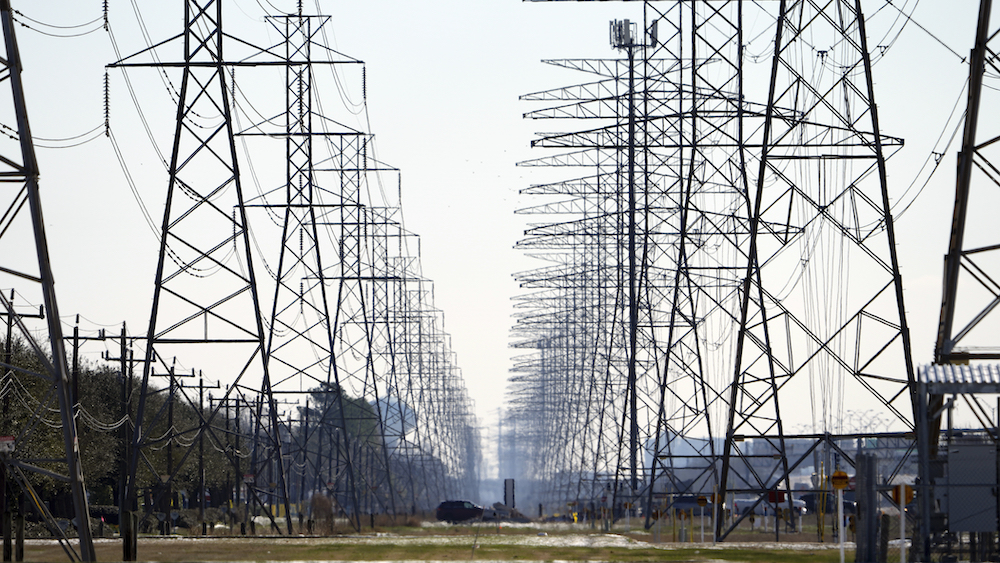 Winter Weather Texas Power Failures eletrical grid