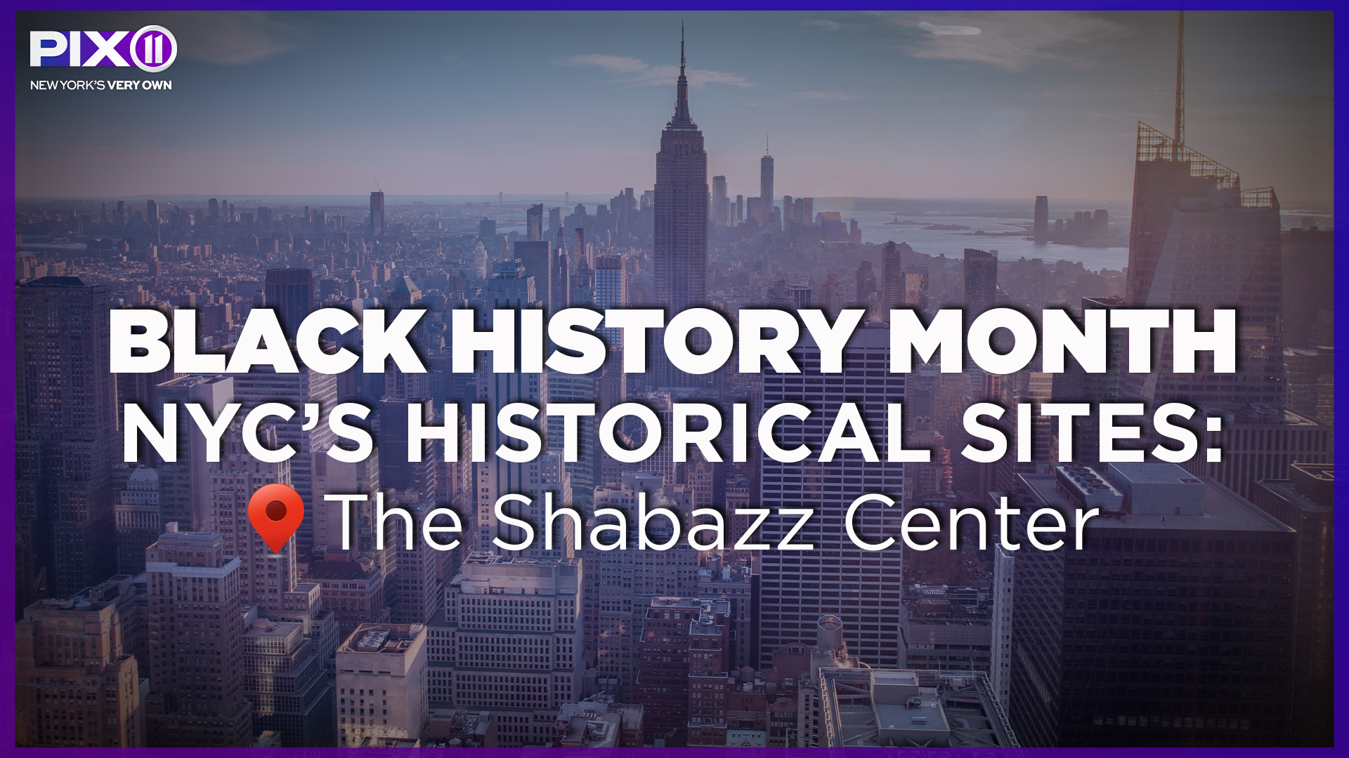 Black History Month NYC historical sites