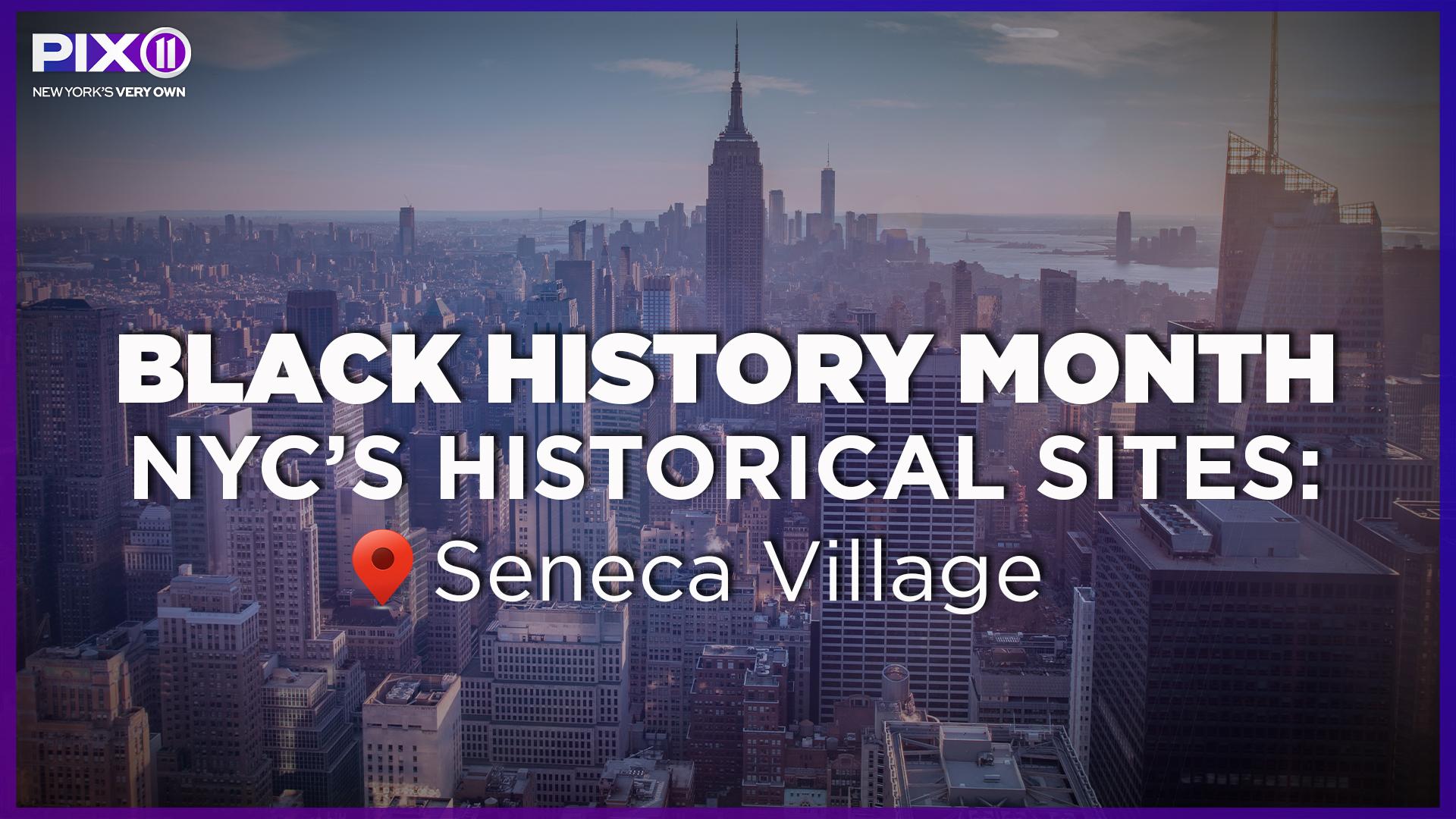 BHM Historic Spotlight: Seneca Village