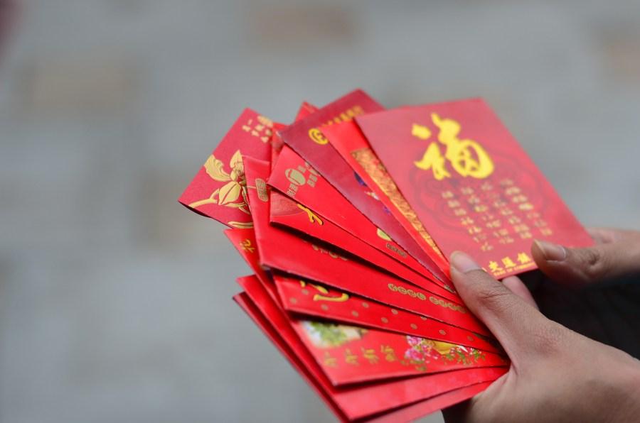Chinese new year ritual
