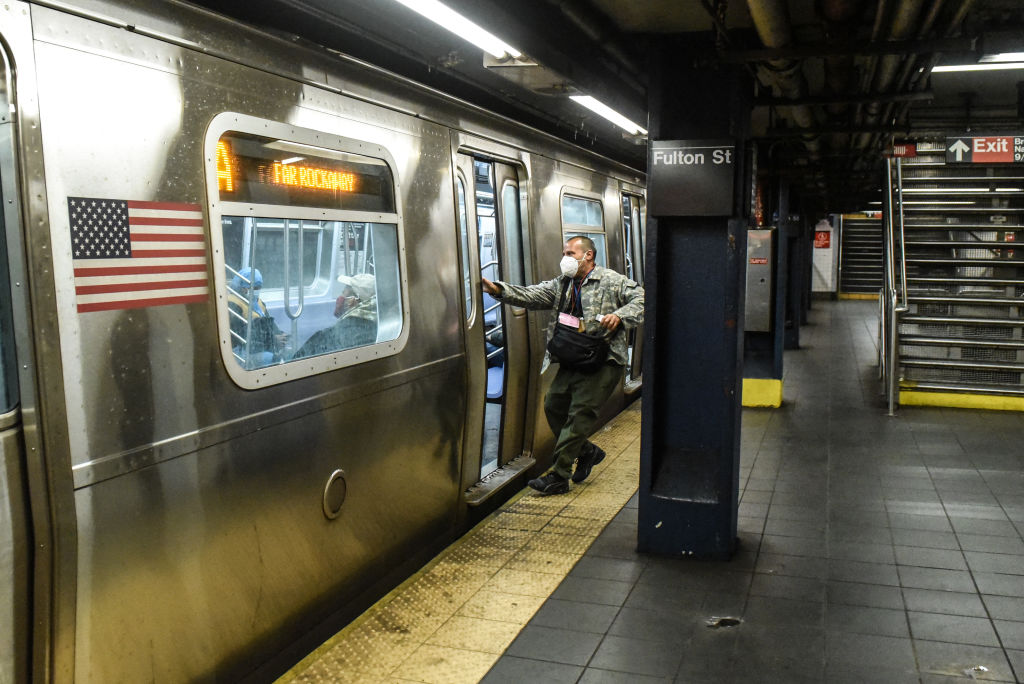 A train subway nyc filephoto