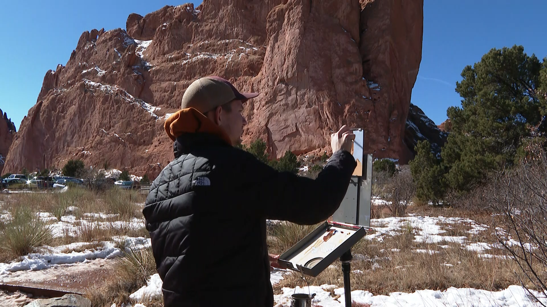 Local artist capturing beauty of all 63 U.S. National Parks