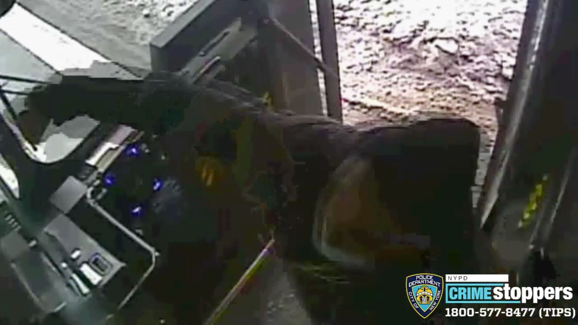 Man throws hot coffee in MTA bus driver's face in the Bronx